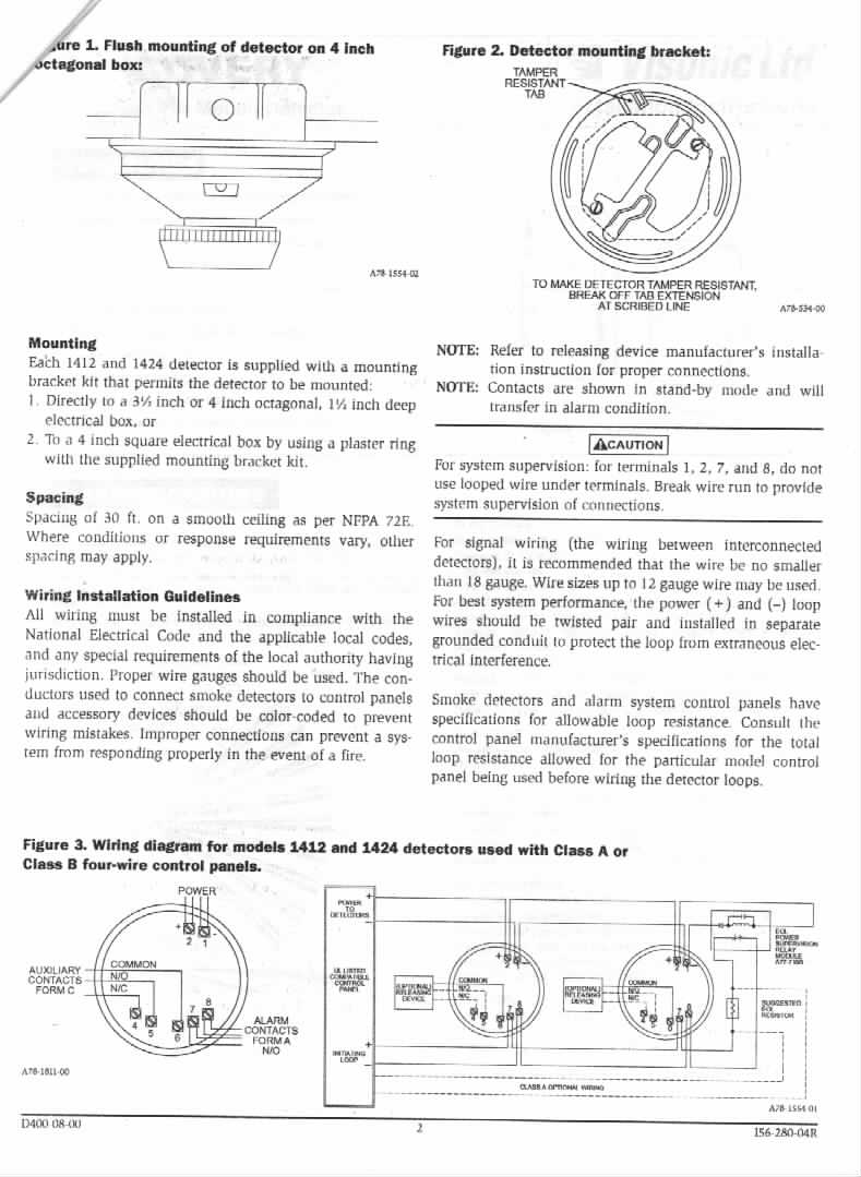 Smoke And Fire Alarm System National Centre For Radio Astrophysics Wiring Diagram 3 Circuit Datasheets Images